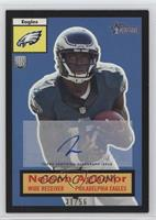 Nelson Agholor [Noted] #/56