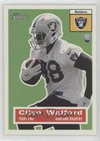 Clive Walford [Noted]