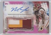 Matt Jones #/50