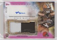 Vince Mayle #/50