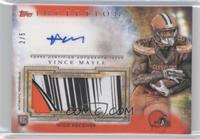 Vince Mayle /5