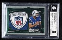 Andrew Luck [BGS 8 NM‑MT] #/1