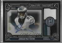 Jordan Matthews [Noted] #/300