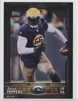 Julius Peppers [Noted] #/199