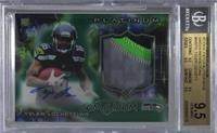 Tyler Lockett [BGS 9.5 GEM MINT] #/99