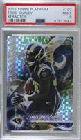 Rookies - Todd Gurley [PSA 9 MINT]