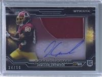 Jamison Crowder #/50