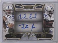 Frank Gore, Andrew Luck [Mint]