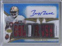 Jerry Rice [Noted] #/3