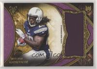 Melvin Gordon [Noted] #/75