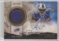 Karlos Williams /800