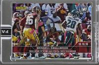 Wendell Smallwood [Uncirculated] #/25