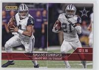 Dallas Cowboys, Dak Prescott, Ezekiel Elliott /305