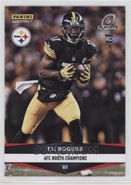 2016-17 Panini Instant NFL - [Base] #515 - Eli Rogers /112