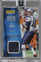 Tom Brady /25 [ENCASED]