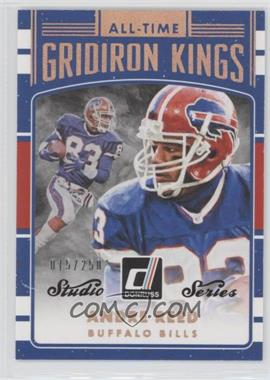 2016 Donruss - All-Time Gridiron Kings - Studio Series #19 - Andre Reed /250