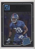 Rated Rookies - Eli Apple #/10