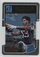 Rated Rookies - Braxton Miller /25