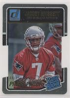 Rated Rookies - Jacoby Brissett #/25
