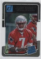 Rated Rookies - Jacoby Brissett #/75