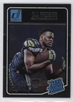 Rated Rookies - C.J. Prosise /100