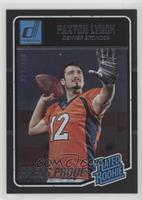 Rated Rookies - Paxton Lynch /100