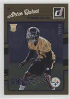 Rookies - Artie Burns #/36