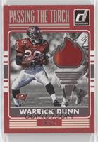 Warrick Dunn, Doug Martin #/25