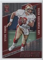 Steve Young #/75
