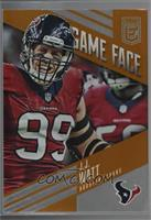 J.J. Watt [Noted] #/25
