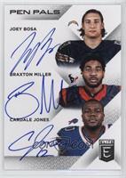 Braxton Miller, Cardale Jones, Joey Bosa