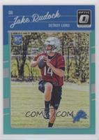 Rookies - Jake Rudock #/299