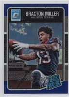 Rated Rookies - Braxton Miller #/149