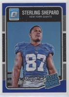 Rated Rookies - Sterling Shepard #/149