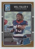 Rated Rookies - Will Fuller V