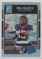 Rated Rookies - Will Fuller V /50