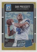 Rated Rookies - Dak Prescott #/10