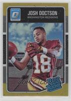 Rated Rookies - Josh Doctson #/10