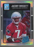 Rated Rookies - Jacoby Brissett [Misprint]
