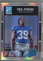 Rated Rookies - Paul Perkins