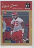 Rookies - Chris Jones /199