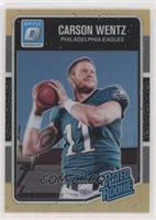 Rated Rookies - Carson Wentz #/199