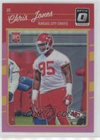 Rookies - Chris Jones