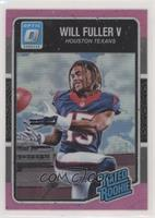 Rated Rookies - Will Fuller V [Good to VG‑EX]