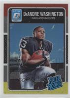 Rated Rookies - DeAndre Washington