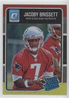 Rated Rookies - Jacoby Brissett [EX to NM]