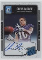 Rated Rookies - Chris Moore /150