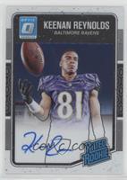 Rated Rookies - Keenan Reynolds /150