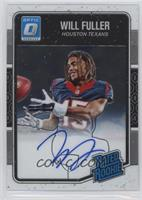 Rated Rookies - Will Fuller V /150