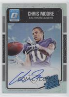 Rated Rookies - Chris Moore /99